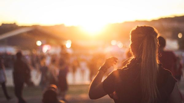 Summerjam Festival Mädchen
